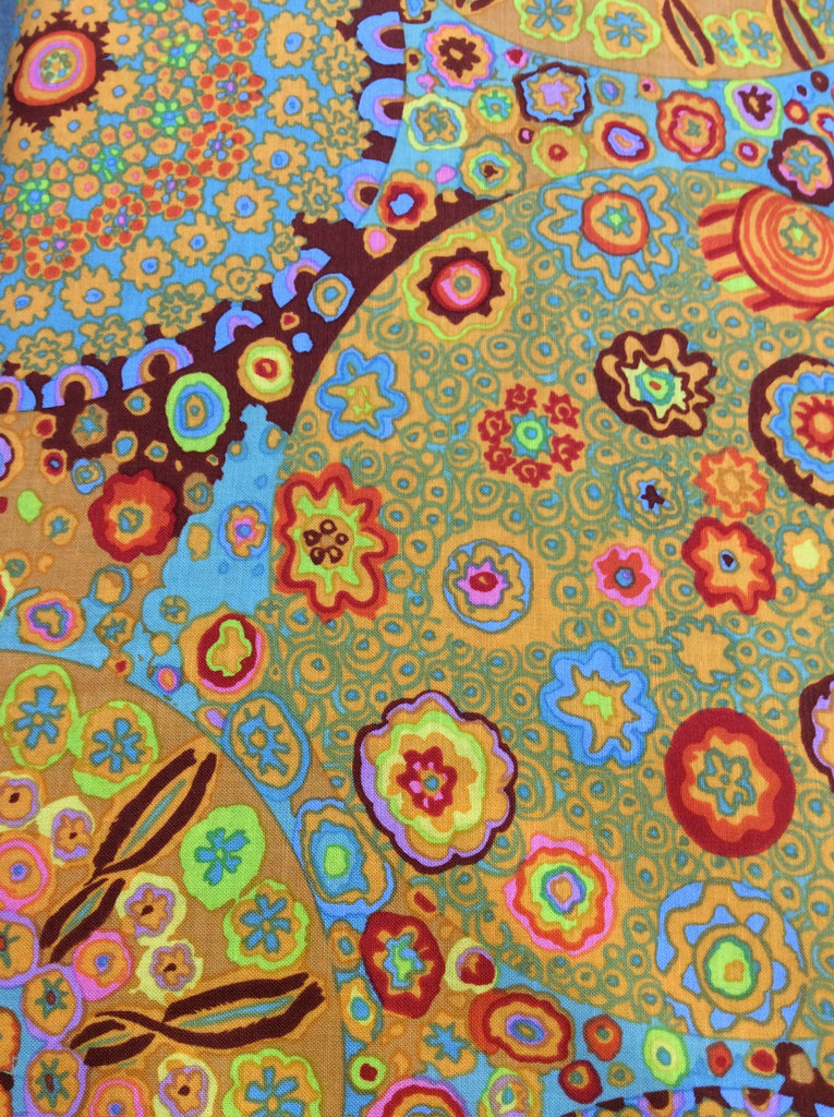 Collective Classics by Kaffe Fassett, Millefiore - Orange