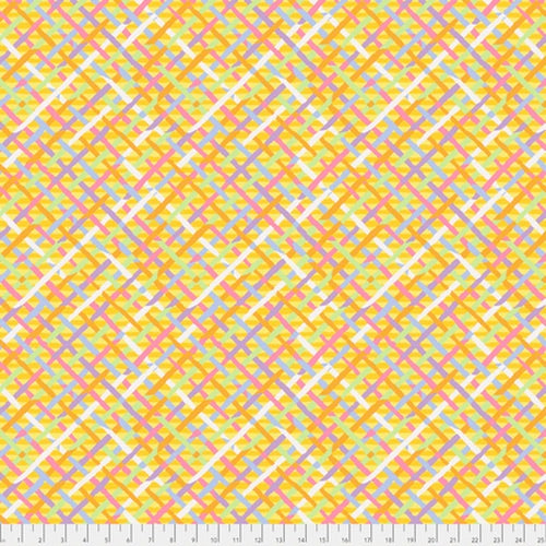 Collective Classics by Kaffe Fassett, Mad Plaid - Gold
