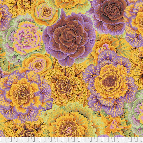 Collective Classics by Kaffe Fassett, Brassica - Orange