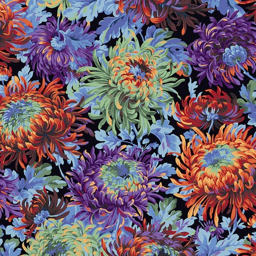 Collective Classics by Kaffe Fassett, Shaggy - Black