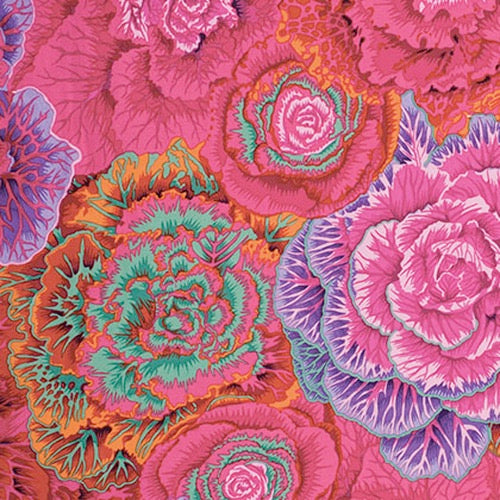 Collective Classics by Kaffe Fassett, Brassica - Red