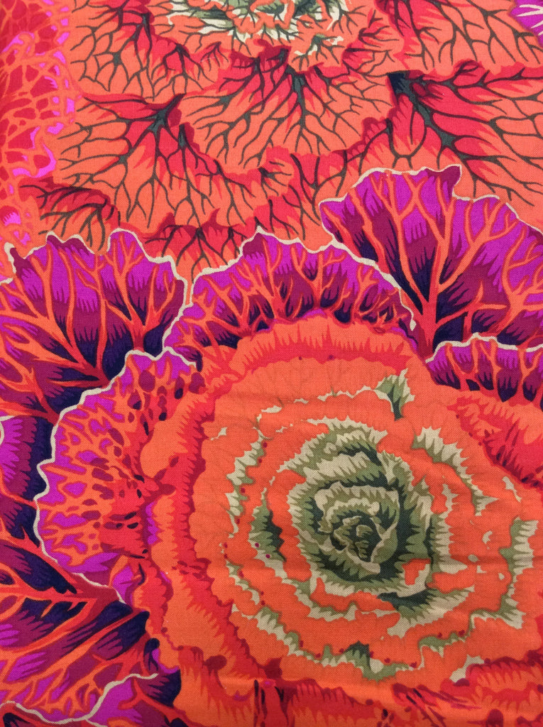 Collective Classics by Kaffe Fassett, Brassica - Rust