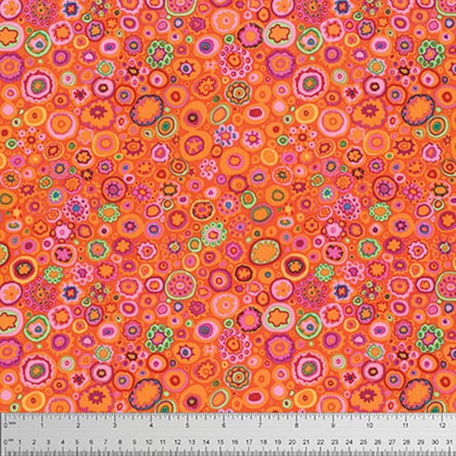 Collective Classics by Kaffe Fassett, Paperweight - Red