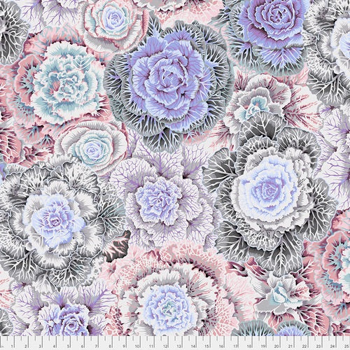 Collective Classics by Kaffe Fassett, Brassica - White