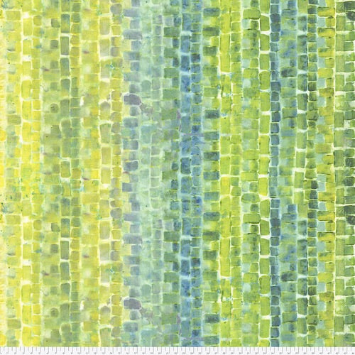 Art Excursion by Denise Burkitt, Vine Magic - Green