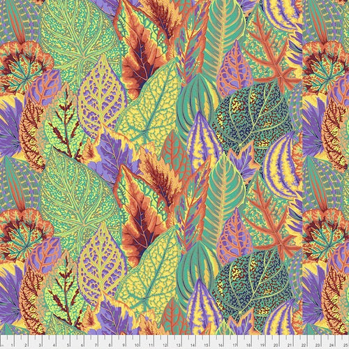 Collective Stash by Kaffe Fassett, Coleus - Gold