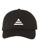 BTD Foundations Logo Dad Hat - Black