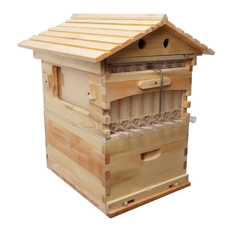 Auto flow hive with flow frame complete set 7 frame/ 4 frame