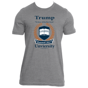 Trump University - The Dump Trump Dump T-Shirt