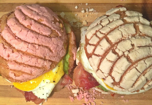 H-E-B's Concha Breakfast Sandwich Recipe Is Puro Goodness