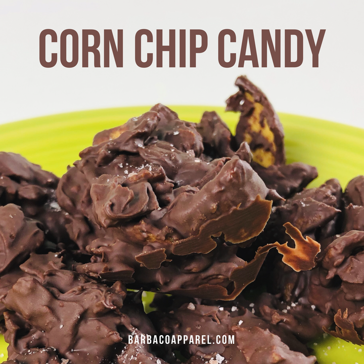 Delicious Corn Chip Candy