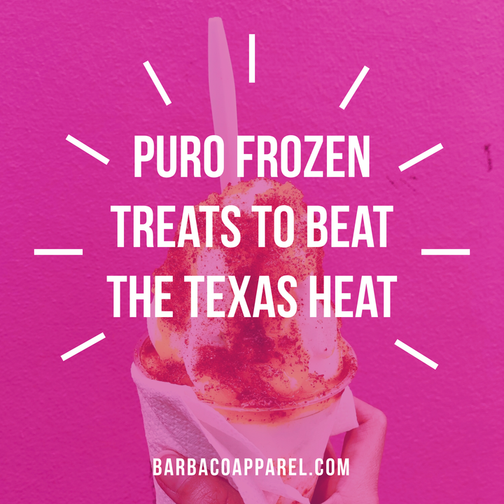 Puro Frozen Treats to Beat the Texas Heat