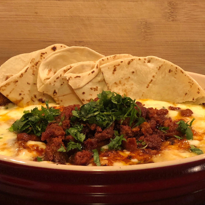 Queso Fundido: My Favorite Tex-Mex Appetizer!