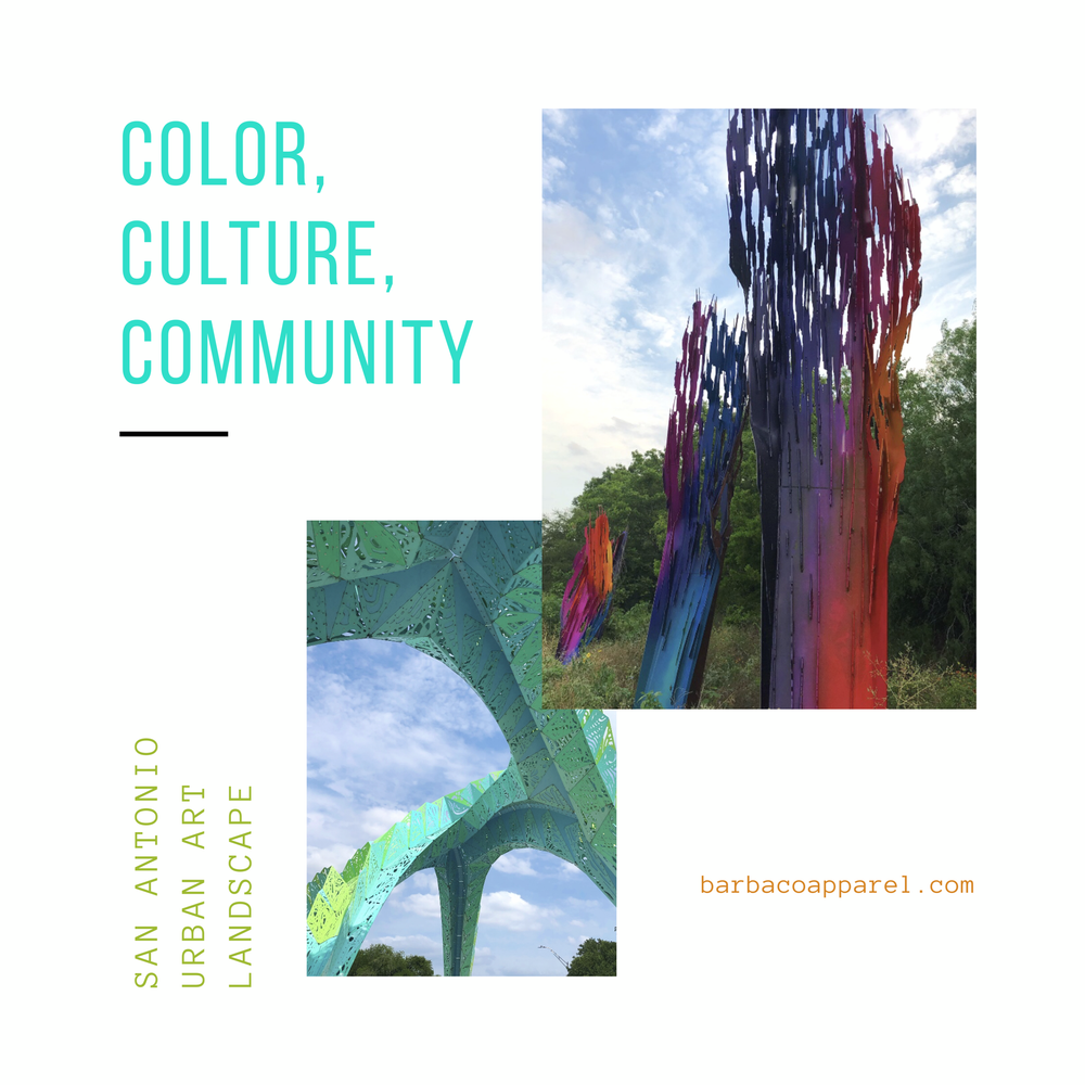 Color, Culture, Community: San Antonio Urban Art Landscape