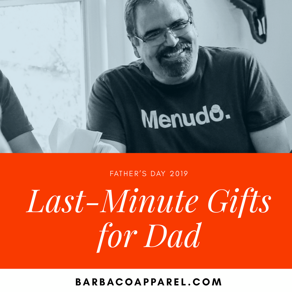 This Sunday is Father's Day: Last-Minute Gifts for Dad