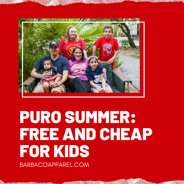 Puro Summer: Free and Cheap for Kids