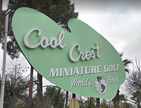 Cool Crest Miniature Golf