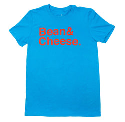 BarbacoApparel Bean & Cheese Taco Adult T-Shirt