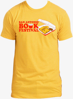 9th Annual San Antonio Book Festival Official Tee