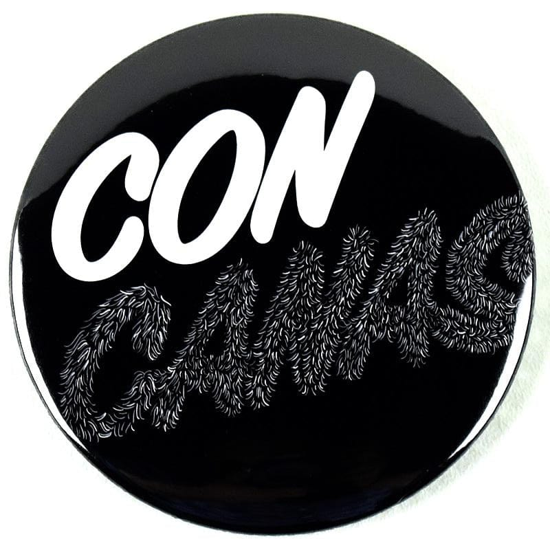 Con Canas Magnet or Mirror