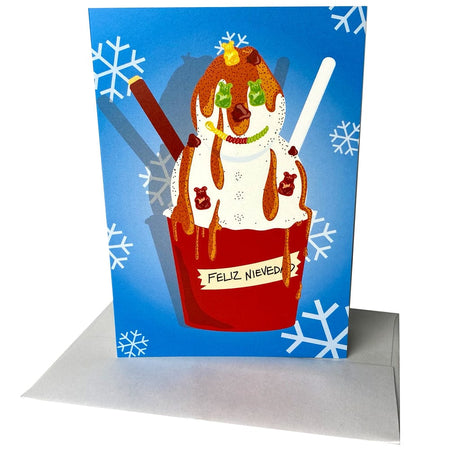 Feliz Nievedad Holiday Card Pack (6 ct)