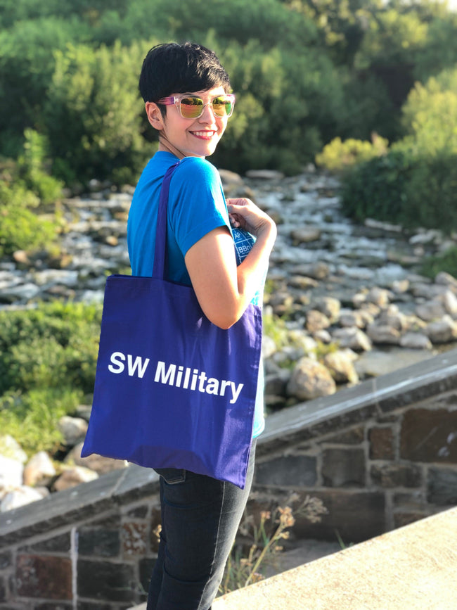 SW Military Tote