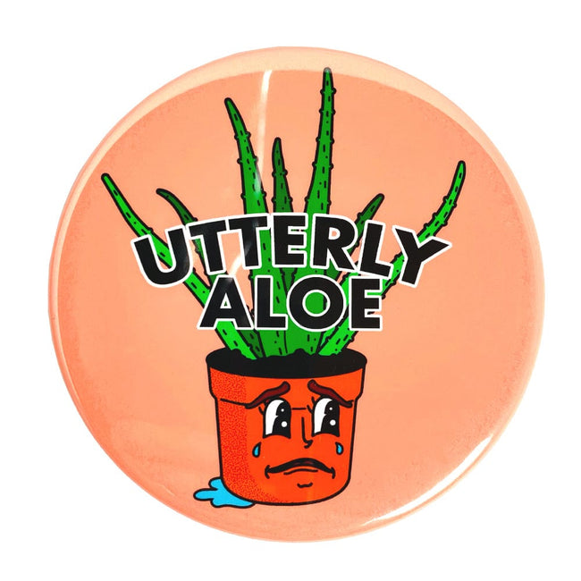 Utterly Aloe Magnet or Mirror