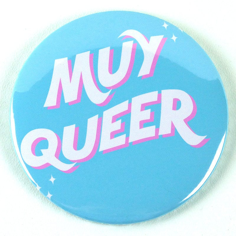 Muy Queer Magnet or Mirror