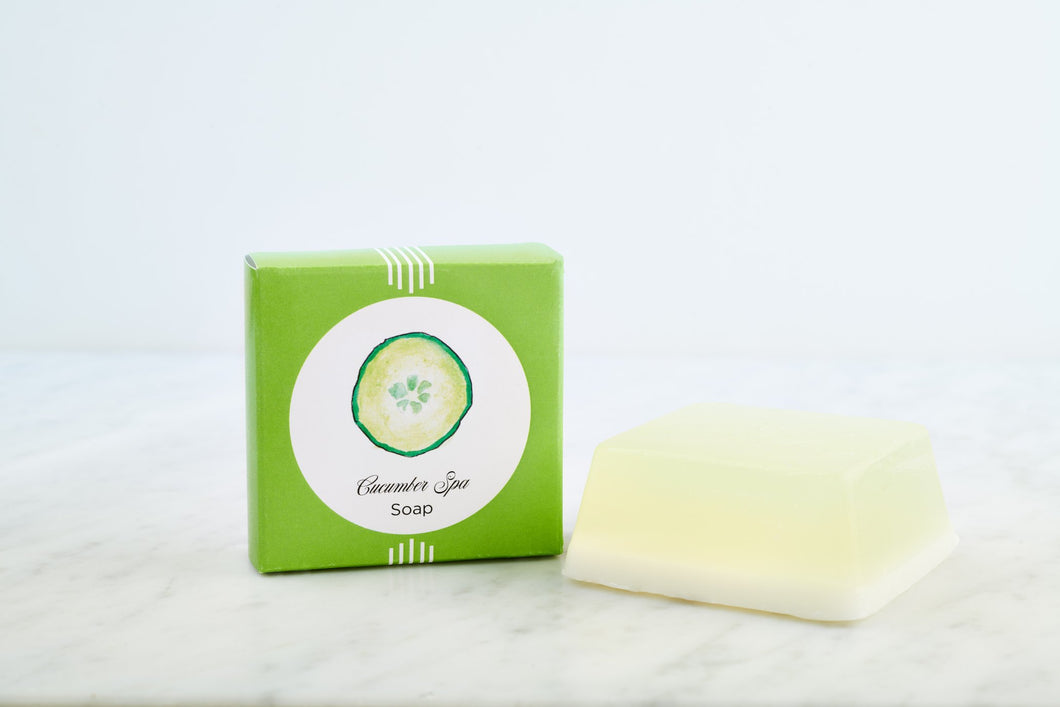 Cucumber Spa Hand Soap