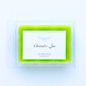 Cucumber Spa Wax Melt
