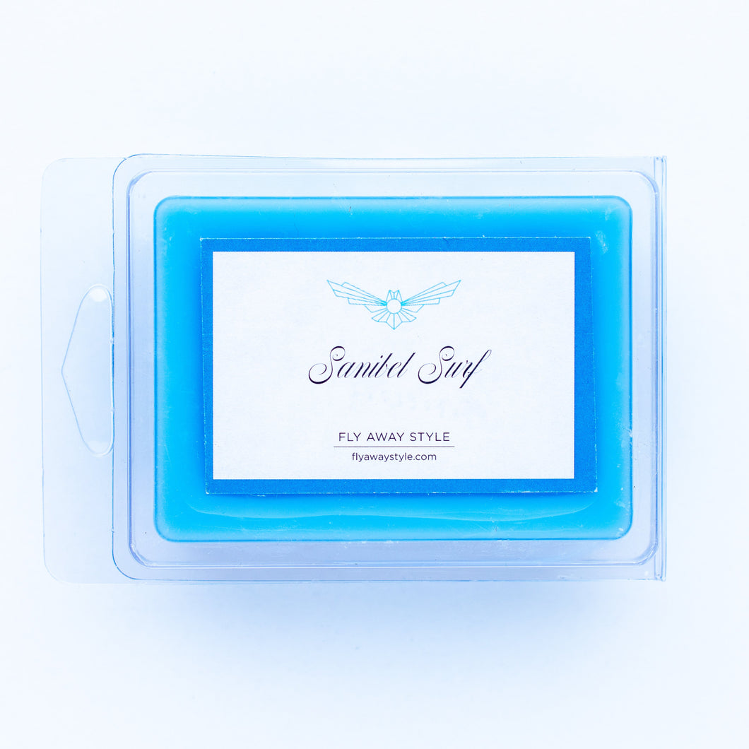 Sanibel Surf Wax Melt