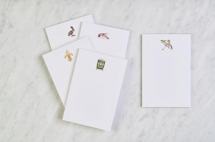 Life Well Carrie'd Notepad Multi-Set
