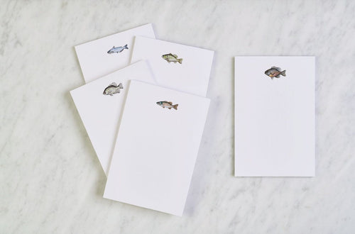 Life Well Fished Notepad Multi-Set