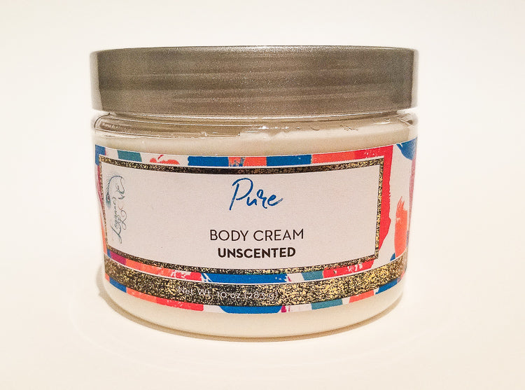 Body Cream - Pure