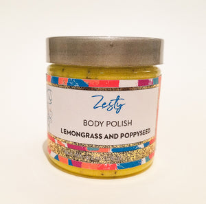 Body Polish - Zesty