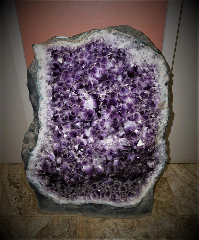 3 Foot Tall Amethyst Crystal Formation