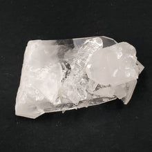 Trigger Point On Clear Crystal Point