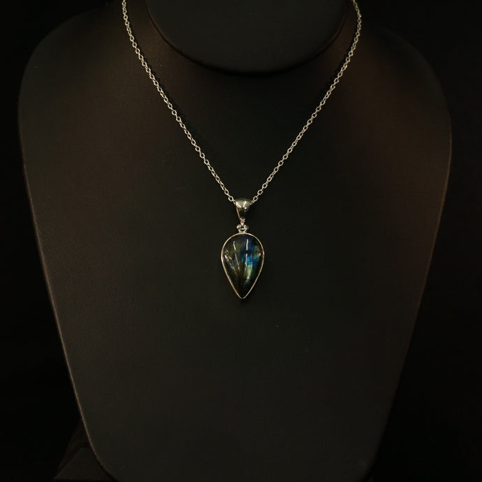 Gorgeous Labradorite Necklace