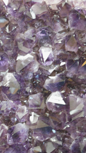 Close Up Amethyst Crystals