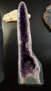 Amethyst Cathedral Tall