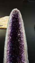 Top Half Of Amethyst Geode Cathedral