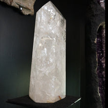 Tall Quartz Crystal Specimen Chile