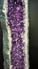 Close Up Amethyst Druzy