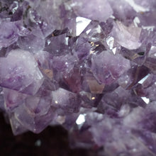 Amethyst Crystal Close Up