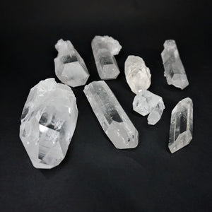 Clear Crystals $200 Per Pound Water Clear