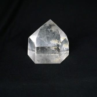 Cut And Polished Braziliant Quartz Point