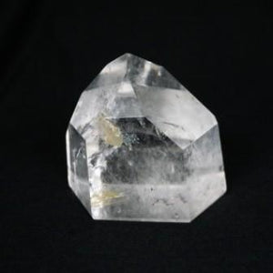 Cut And Polished Brazilian Quartz Point Healing Crystal Home Decor