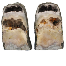 Amethyst Cathedral Pair Luxury Home Interior Decor