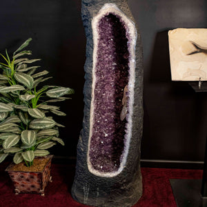 Unique Home Decor Ideas Amethyst Cathedral