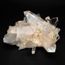 Gorgeous Large Arkansas Quartz Crystal Cluster